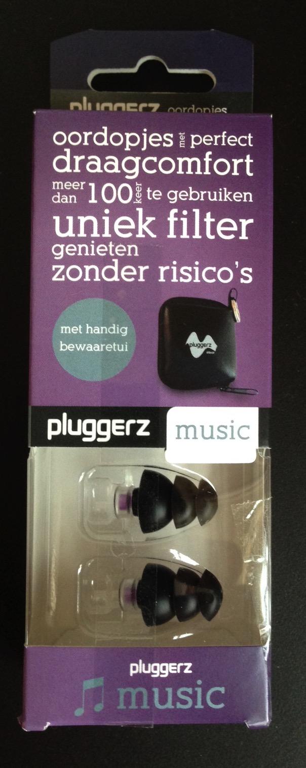 gehoorbeschermers muziek pluggerz