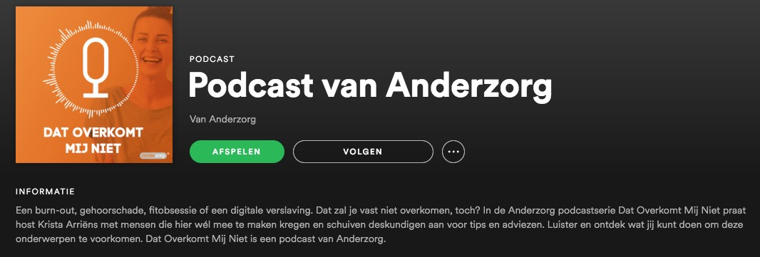 podcast gehoorschade door muziek en tinnitus