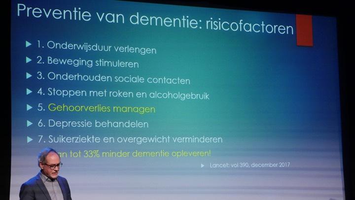 preventie van dementie Kalisvaart