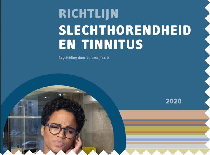richtlijn slechthorendheid en tinnitus