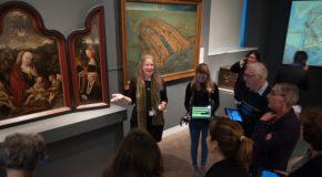 Rondleidingen in het Amsterdam Museum voor slechthorende en dove bezoekers (2020)