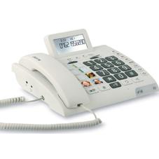 scalla2 telefoon met extra versterking voor slechthorenden