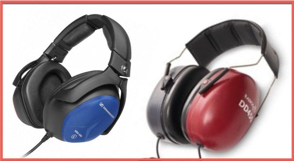 sennheiser HDA300 en Radioear DD450 geschikt voor hoogfrequent audiometrie