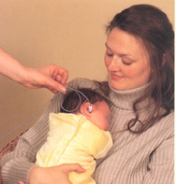 Slechthorendheid bij baby's