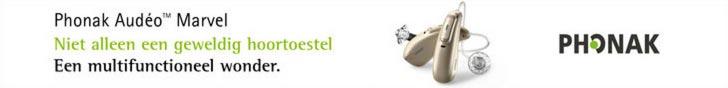 Perceptief gehoorverlies - Sponsor