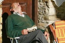 Tinnitus en slaapapneu