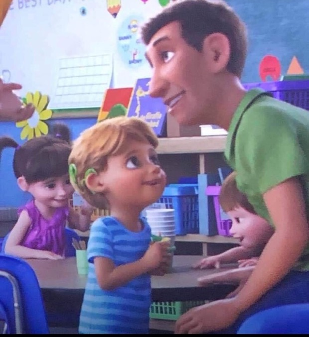 cochleair implantaat toy story 4