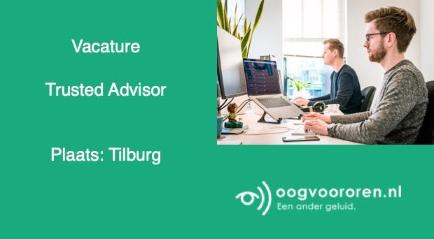 vacature audicien trusted advisor oogvoororen.nl