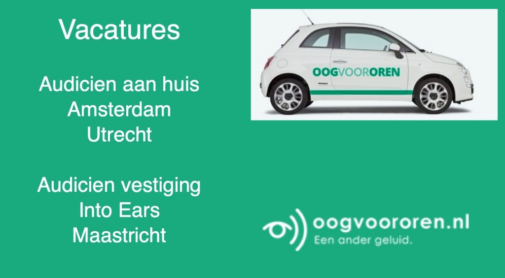 Vacature audicien oogvoororen.nl
