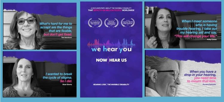 documentaire we hear you film prijs filmfestival cannes