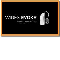 Widex Evoke hoortoestel